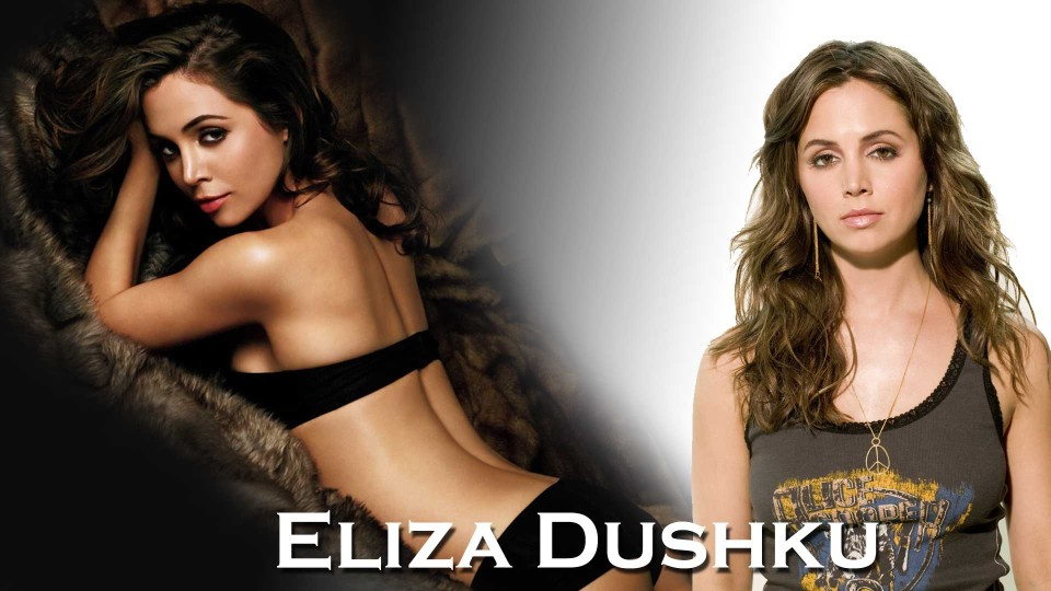 Eliza Dushku Huntress