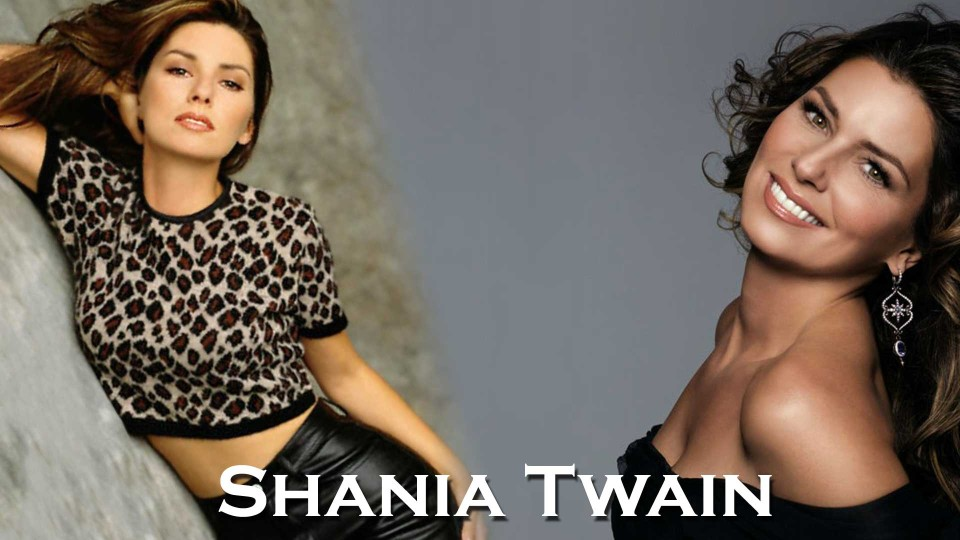 Shania Twain Huntress