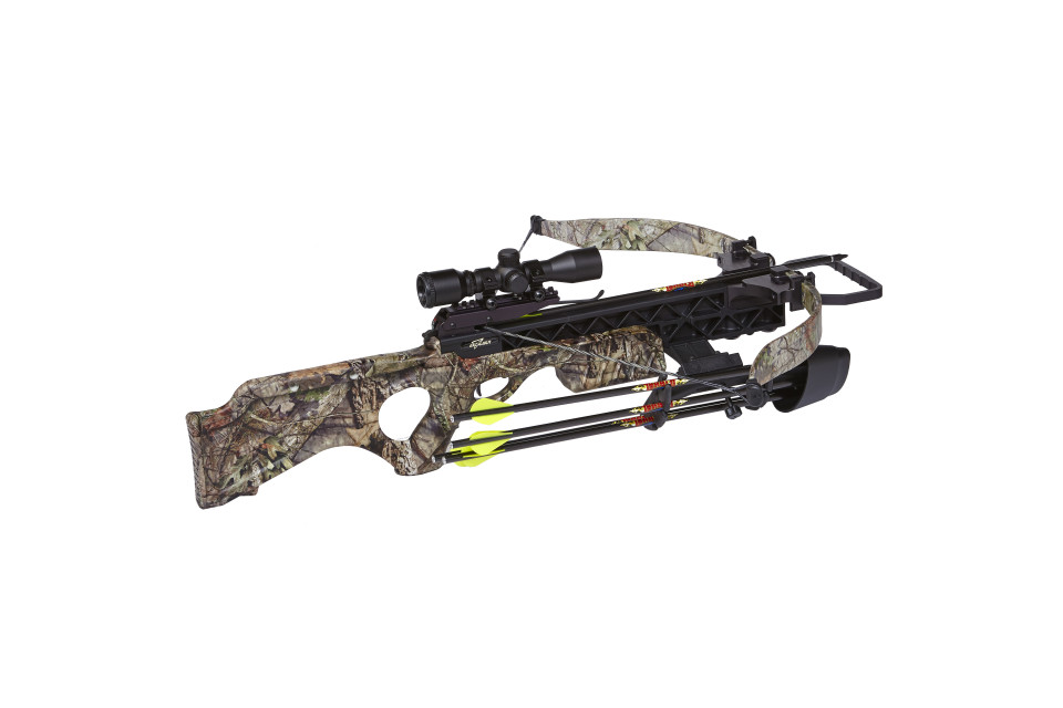 Grizzly Crossbow Excalibur