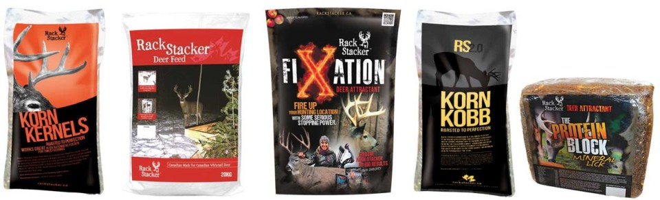 Whitetail Deer Attractants
