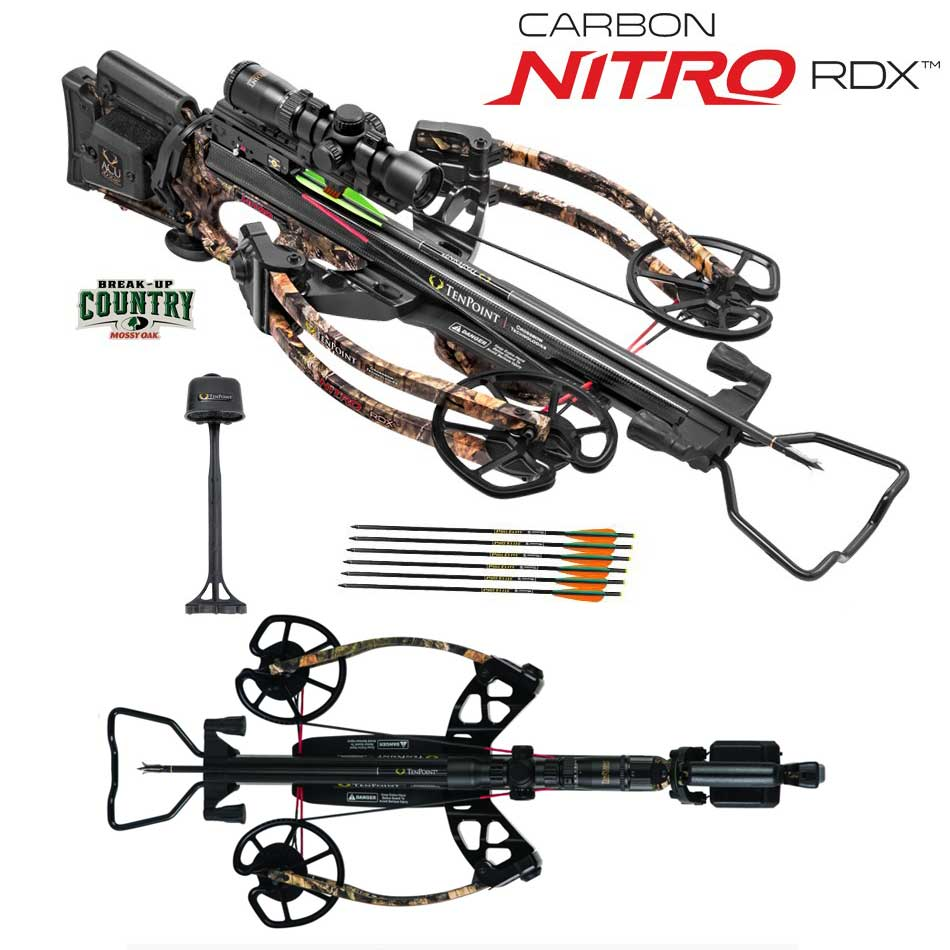 TenPoint Crossbow Nitro RDX