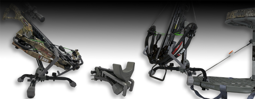 Hawk Kwik-Grab Crossbow Stand