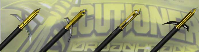 Executioner Broadheads